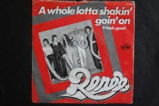 RENEE - A WHOLE LOTTA SHAKIN' GOIN' ON