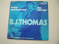 THOMAS, B.J. - RAINDROPS KEEP FALLING ON MY HEAD