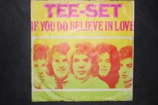 TEE SET - IF YOU DO BELIEVE IN LOVE