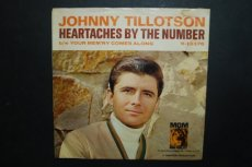 TILLOTSON, JOHNNY - HEARTACHES BY THE NUMBER