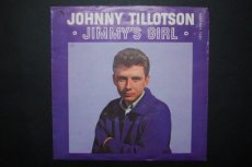 TILLOTSON, JOHNNY - JIMMY'S GIRL