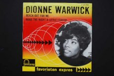 WARWICK, DIONNE - REACH OUT FOR ME