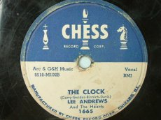 ANDREWS, LEE - THE CLOCK