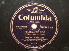 DAY, DORIS - MISTER TAP TOE