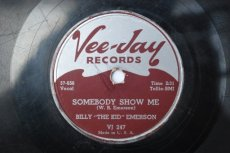 "EMERSON, BILLY ""THE KID"" - SOMEBODY SHOW ME"