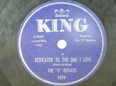 FIVE ROYALES - DEDICATED TO THE ONE I LOVE