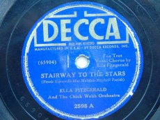 FITZGERALD, ELLA - STAIRWAY TO THE STARS