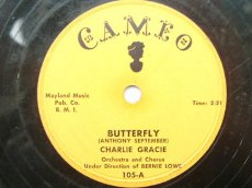 GRACIE, CHARLIE - BUTTERFLY