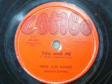 GENE AND EUNICE - YOU AND ME