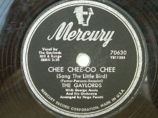 GAYLORDS - CHEE CHEE-OO CHEE