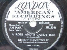 HAMILTON, GEORGE IV - IF YOU DON'T KNOW