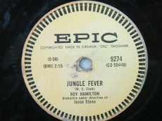 HAMILTON, ROY - JUNGLE FEVER