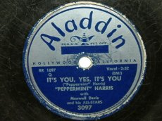 HARRIS, PEPPERMINT - IT'S YOU, YES, IT'S YOU