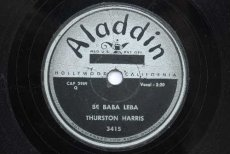 HARRIS, THURSTON - BE BABA LEBA