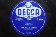 HARRIS, WEE WILLIE - ROSA LEE