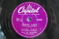 JAMES, SONNY - YOUNG LOVE