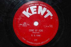 KING, B.B. - COME BY HERE