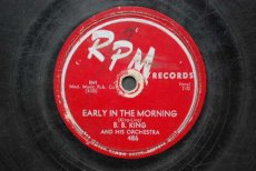 KING, B.B. - EARLY IN THE MORNING