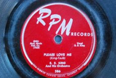 KING, B.B. - PLEASE LOVE ME