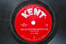 KING, B.B. - WHY DO EVERYTHING HAPPEN TO ME