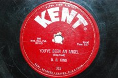 78K158 KING, B.B. - YOU'VE BEEN AN ANGEL