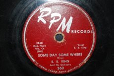 KING, B.B. - SOME DAY SOME WHERE