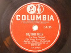 LES COMPAGNON DE LA CHANSON - THE THREE BELLS