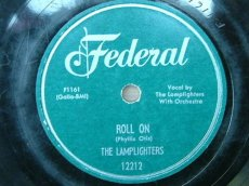 LAMPLIGHTERS - ROLL ON