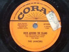 LANCERS - ROCK AROUND THE ISLAND