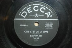 LEE, BRENDA - ONE STEP AT A TIME