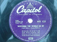 MARTIN, DEAN - WATCHING THE WORLD GO BY