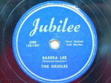 ORIOLES - BARBRA LEE