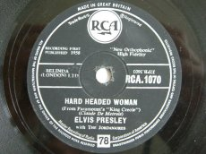 PRESLEY, ELVIS - HARD HEADED WOMAN