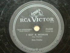 PRESLEY, ELVIS - I GOT A WOMAN