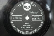 PRESLEY, ELVIS - DON'T