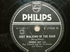 RAY, JOHNNY - JUST WALKING IN THE RAIN
