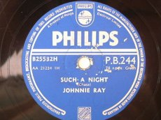 RAY, JOHNNY - SUCH A NIGHT