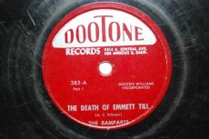 RAMPARTS - THE DEATH OF EMMETT TILL