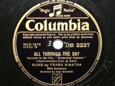 SINATRA, FRANK - ALL THROUGH THE DAY