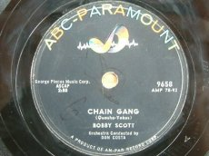 SCOTT, BOBBY - CHAIN GANG