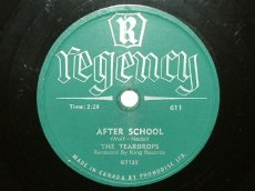 TEARDROPS - AFTER SCHOOL