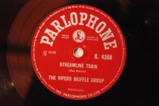 VIPERS SKIFFLE GROUP - STREAMLINE TRAIN