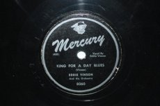 VINSON, EDDIE - KING FOR A DAY BLUES