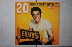 PRESLEY, ELVIS - 20 GREATEST HITS, VOL.1