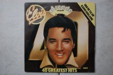 PRESLEY, ELVIS - 40 GREATEST HITS
