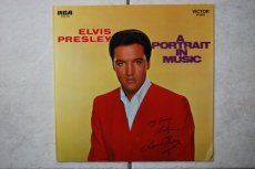 PRESLEY, ELVIS - A PORTRAIT IN MUSIC