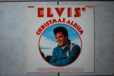 PRESLEY, ELVIS - CHRISTMAS ALBUM