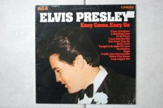 PRESLEY, ELVIS - EASY COME, EASY GO